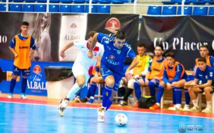 Crónica de la Jornada 9 del equipo del Viña Albali Valdepeñas de 3ª división