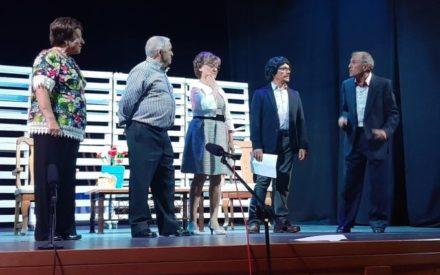 El grupo de Teatro del Centro de Día – Casa de Don Manolito de Villanueva de los Infantes ha estrenados varias obras cortas