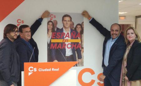"""Fernández-Bravo: """"Estoy harto de políticos que solo se acuerdan de Ciudad Real en época electoral. Me comprometo a luchar por los intereses de esta provincia"""""""