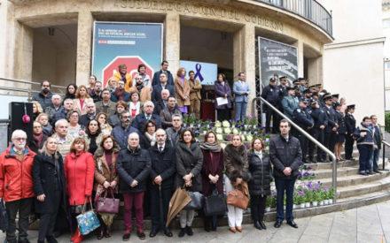 El presidente de la Diputación destaca la formación preventiva y el cuidado de las víctimas como pilares de la lucha en contra la Violencia de Género