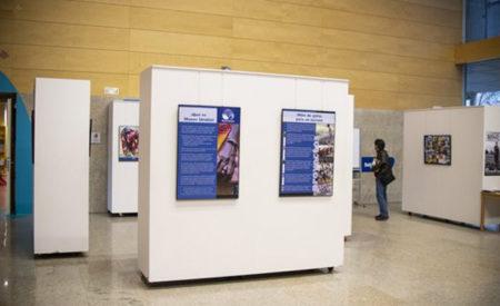 ONGD Manos Unidas inaugurará la exposición «Sesenta años de Manos Unidas»