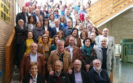 Encuentro de la Primera Promoción de Bachillerato (1969-1975) del IES Francisco de Quevedo