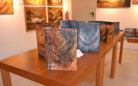Nacho Gili inaugura con sus obras la sala de exposiciones del Hotel Arte y Descanso de Almagro