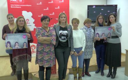El PSOE de Valdepeñas se unirá al acto institucional del Ayuntamiento para conmemorar el Día Internacional Contra la Violencia de Género