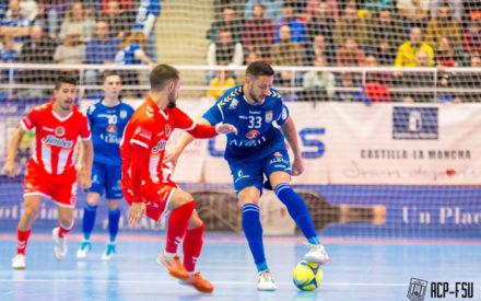 4-1| Algo más que tres puntos para el Viña Albali Valdepeñas