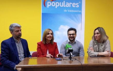 El PP de Valdepeñas explica lo sucedido en el Pleno Extraordinario de Presupuestos