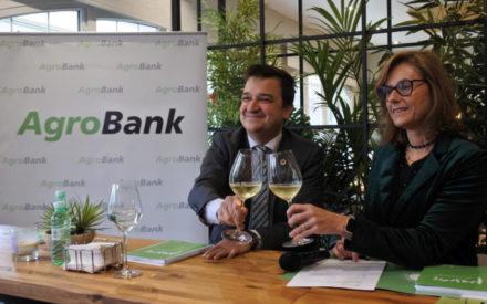 Francisco Martínez Arroyo, asiste al encuentro de 'Agrobank' en Tomelloso con empresas del sector