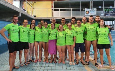 El Club Aqua de Valdepeñas participa en la Liga Territorial Master de Castilla-La Mancha