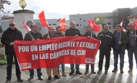 """IU Valdepeñas felicita a los trabajadores del Grupo Valls Companys, """"especialmente a los de Frimancha y al sindicato CC.OO"""