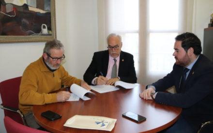 Ayuntamiento de Manzanares y UGT renuevan su compromiso con el SOIL
