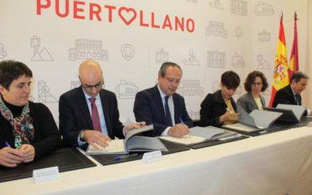 Firmado el convenio de colaboración del Plan de Emergencia Exterior de Puertollano