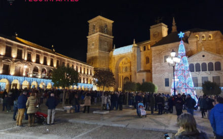 La Navidad llega a Villanueva de los Infantes con el encendido del alumbrado navideño y el Belén Municipal