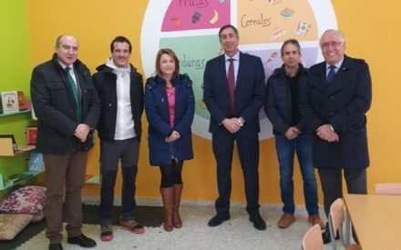 El Gobierno de Castilla-La Mancha amplia a 650 las plazas de comedor escolar en La Solana