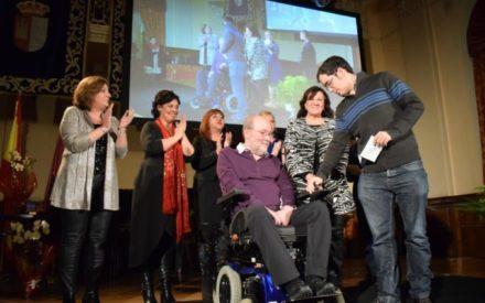 Patricia Franco asiste a la entrega de premios del Patronato de Personas con Discapacidad de Ciudad Real