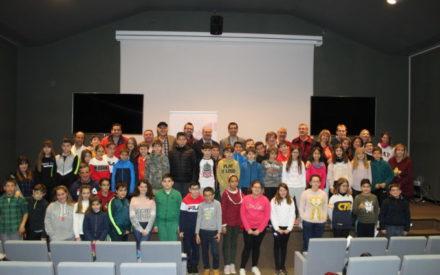 El Gobierno regional sensibiliza a los escolares sobre el clima en el Parque Nacional de Cabañeros