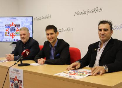El Pabellón 'Antonio Caba' albergará el Campeonato Regional de Karate el 21 de diciembre