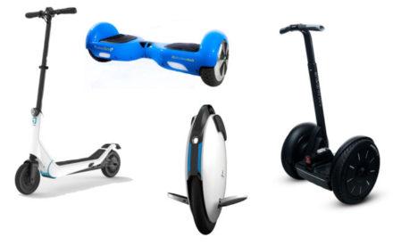 La DGT publica una nueva instrucción sobre los vehículos de movilidad personal