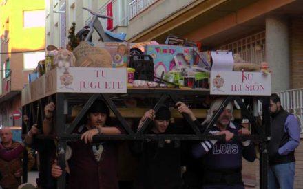 Celebrado el VI Ensayo Solidario que desarrolla la Vocalía de Costaleros de la Hermandad Misericordia y Palma