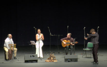 El Teatro Auditorio 'Francisco Nieva' acogió el XXIII Festival de Villancicos