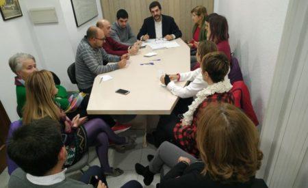 """PSOE Valdepeñas: Alcorocho """"En este 2020 seguiremos trabajando para Valdepeñas"""""""