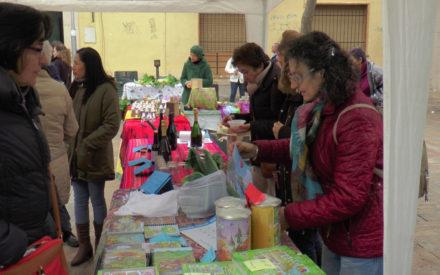 La Alegría de la Huerta celebró su tradicional mercado de la tierra