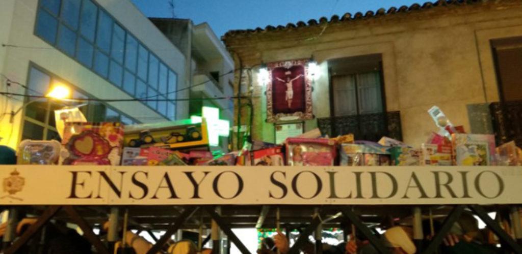Los días 27 y 28 de diciembre, se llevará a cabo la campaña solidaria «Tu juguete, su ilusión organizado por H. Misericordia y Palma