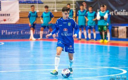 Tablas entre Viña Albali Juvenil y Santa Cruz en un partido trepidante (3-3)