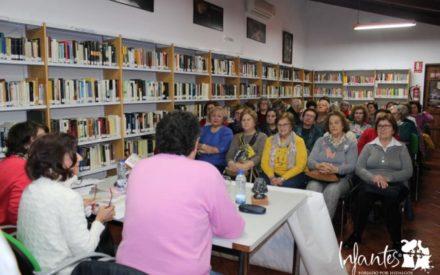 El Club de Lectura 'El Lugar de la Mancha' organiza un encuentro con la autora Vivian Idreos Ellul en Villanueva de los Infantes