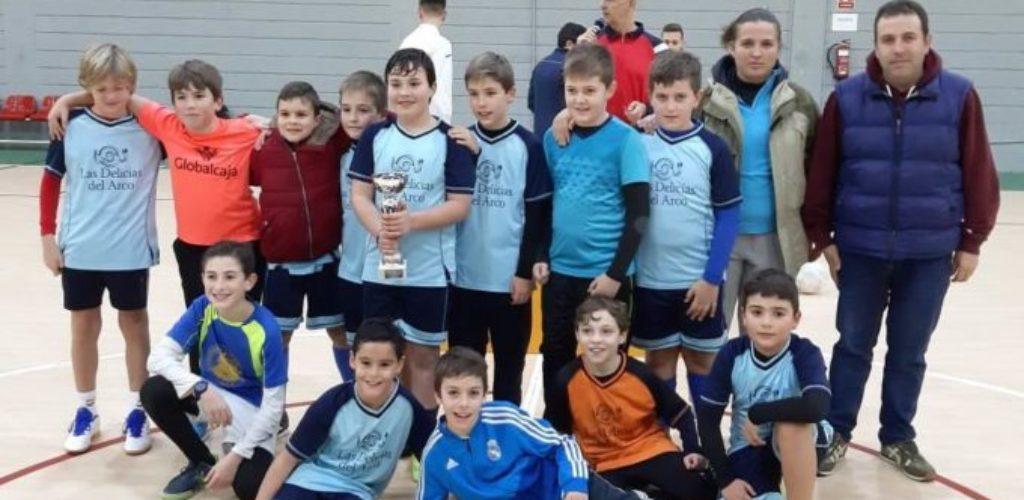 Maratón de Fútbol-Sala Absoluto e Infantil para clausurar las Navidades en Villanueva de los Infantes