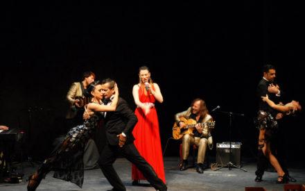 El tango moderno y audaz de 'La Porteña', llega a Valdepeñas el próximo viernes 24 de enero