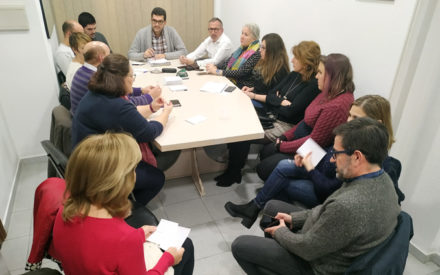 La agrupación local del PSOE de Valdepeñas programa su línea de trabajo para este 2020