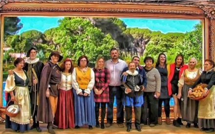 Santa Cruz de Mudela presenta en FITUR el Santuario de Las Virtudes y la plaza de toros