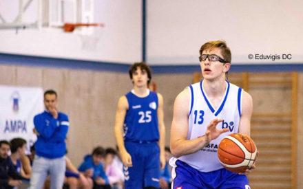 Nueva victoria para el equipo junior especial esta vez en casa de Basket Cervantes