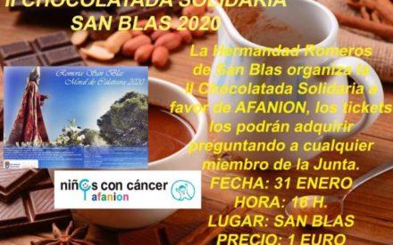Moral de Calatrava celebra la Romería en honor a San Blas el 1 y 2 de febrero