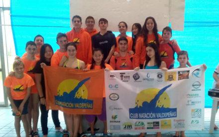 El C.N. Valdepeñas vuelve a destacar en el Campeonato de España AXA de promesas paralímpicas