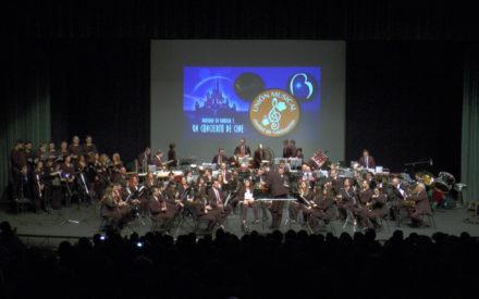 Éxito en «Un concierto de Cine» de la Unión Musical Ciudad de Valdepeñas