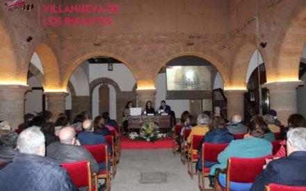 Celebrada la conferencia 'El Subsuelo de Villanueva de los Infantes: un mundo desconocido'