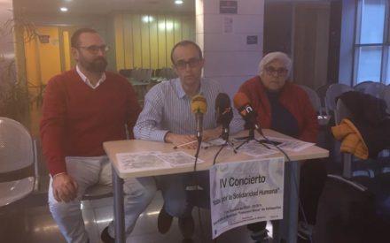 """El IV concierto solidario """"Notas por la solidaridad Humana"""" a beneficio de la Hermandad de Donantes de Sangre"""
