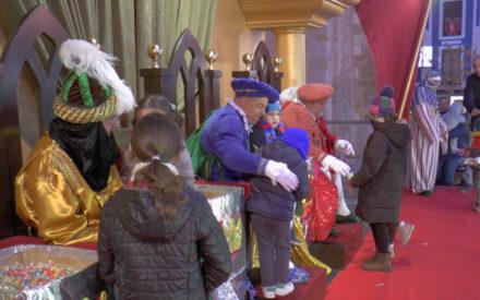Los Emisarios Reales llegan a Valdepeñas