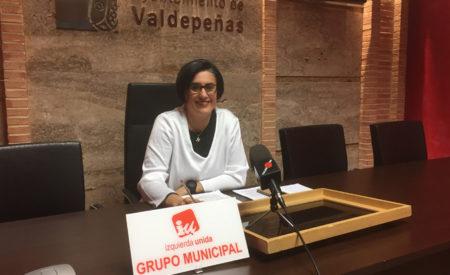IU Presenta mociones de carácter social para el próximo pleno