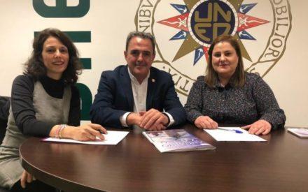 La UNED de Ciudad Real y el Colegio Oficial de Psicología de Castilla-La Mancha se reúnen para incentivar la colaboración entre ambas instituciones
