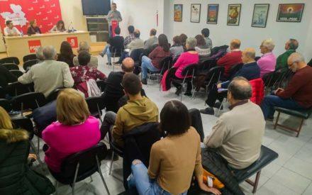 """Alcorocho: """"El 2019 ha sido un año de gran actividad para el PSOE de Valdepeñas"""""""