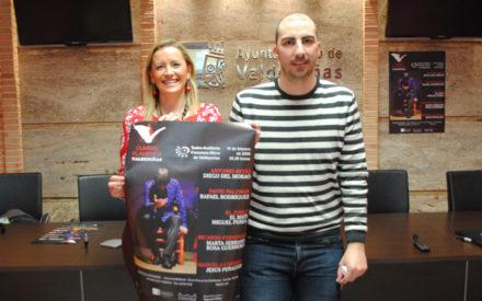 Grandes figuras del cante y baile se darán cita el día 15 en la 'Cumbre Flamenca' de Valdepeñas