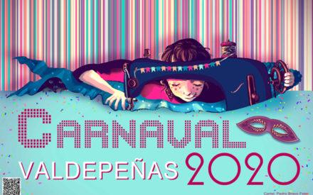 Programación del Carnaval de Valdepeñas 2020