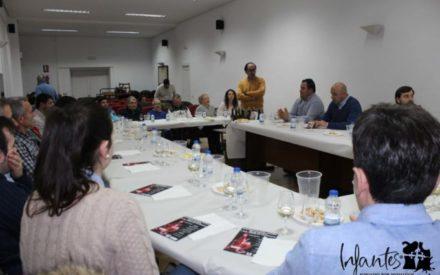 Rotundo éxito de las Catas de Vino organizadas dentro de la Feria del Stock en Villanueva de los Infantes