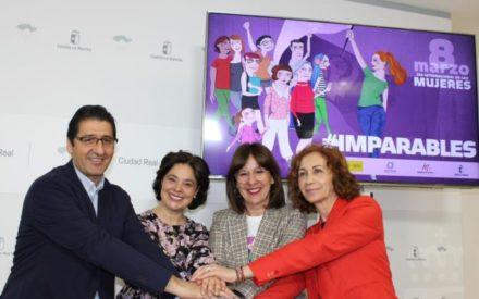 El Gobierno de Castilla-La Mancha celebrará el Día Internacional de las Mujeres en Ciudad Real bajo el lema 'Imparables'