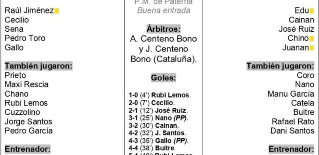 Levante UD F.S. – Viña Albali Valdepeñas: 5-4  El Viña Albali Valdepeñas pierde en el último minuto