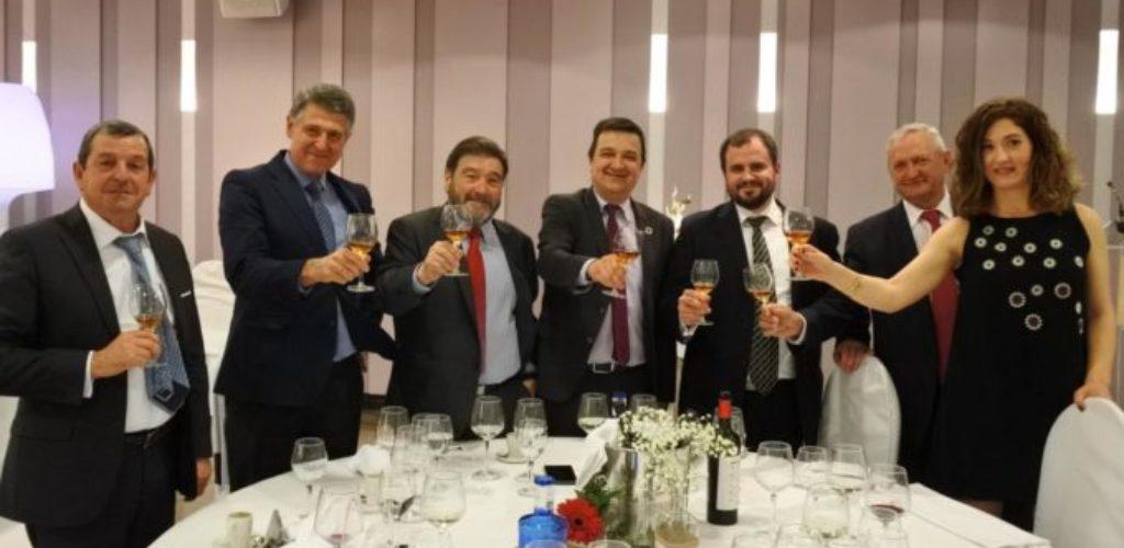 Castilla-La Mancha destaca la figura de Francisco Ligero, por toda una trayectoria en el sector del vino y la destilación