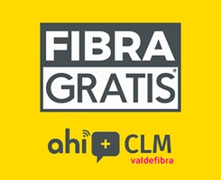 Ahí+ CLM - Valdefibra