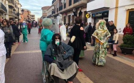 El Carnaval 2020 de Moral de Calatrava impulsa el desfile carnavalesco con las mejores peñas de la provincia